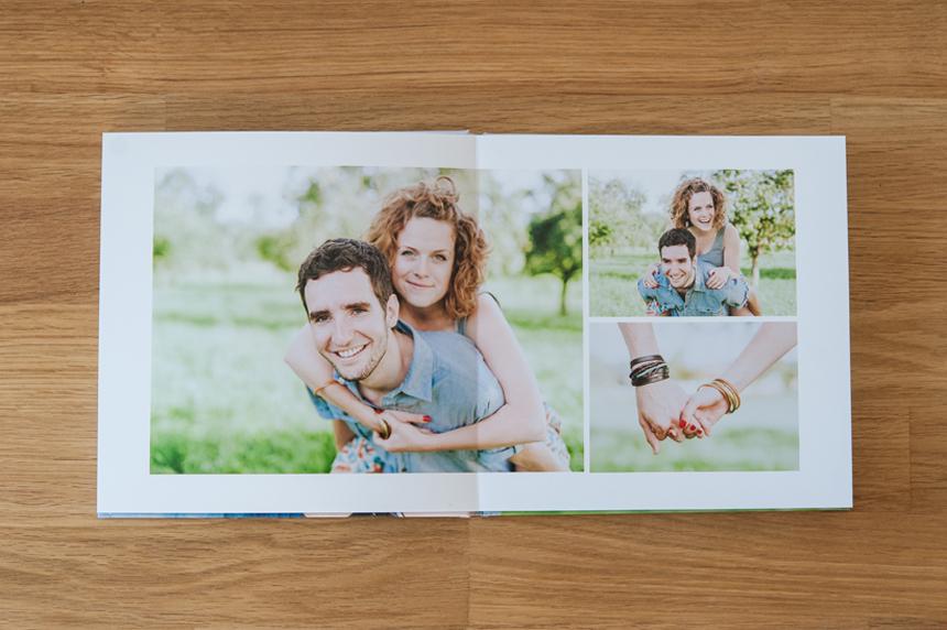 Fotobuch Lisa & Pascal Paar-Shooting - Alexandra Stehle - Fine Art Photography