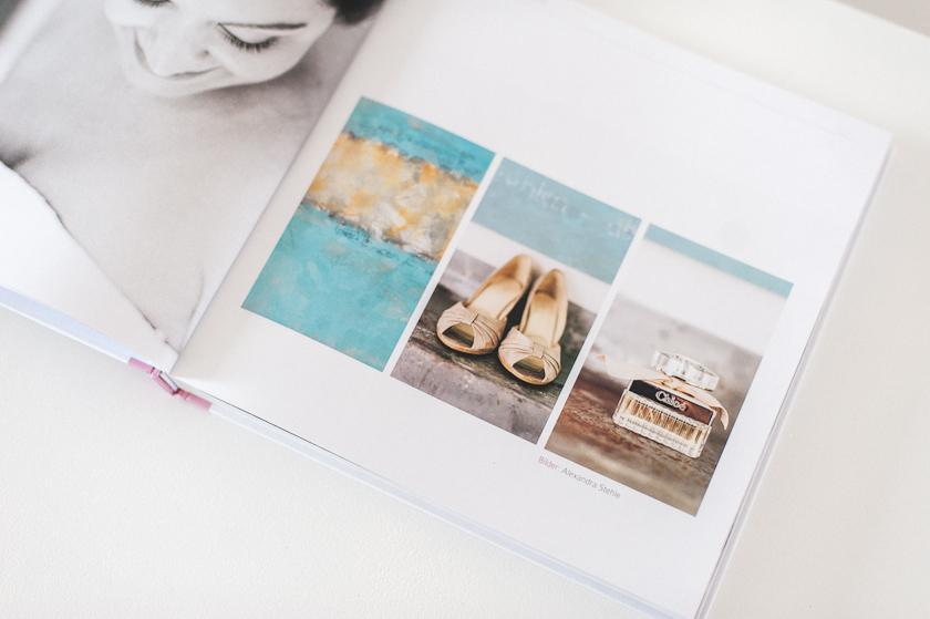 Hochzeitsbuch - Fräulein K sagt ja - Alexandra Stehle - Fine Art Photography