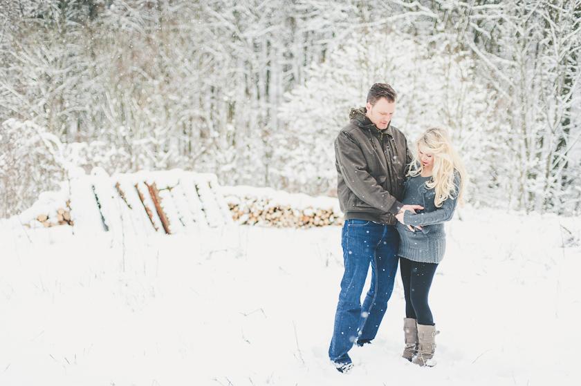 Jenny & Stefan - Schwangerschaftsfotos - Alexandra Stehle - Fine Art Photography